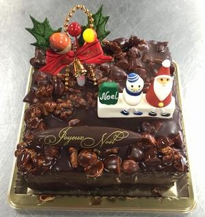 クリスマスケーキの予約スタート!